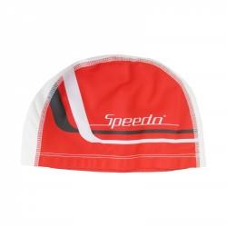 Bonnet de bain Sport Cap rouge