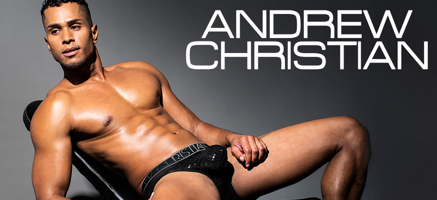 Sous vetements Andrew Christian