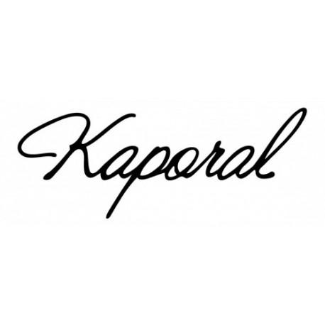 <p>A l'esprit vintage imparable, Kaporal® s'impose depuis une dizaine d'années comme l'une des marques phares de la mode. Désormais inévitable dans les gardes robes aussi bien masculines que féminines, cette marque Française est née en 2003 à Marseille dans le sud de la France. Créée par Laurent Emsellem, c'est aujourd'hui dans environ 100 boutiques et auprès de 1000 détaillants différents que vous pouvez découvrir ou redécouvrir ses créations.</p> <p>Réelle performance de la marque, vous faire accéder à des produits au style unique et à un excellent rapport qualité / prix. Un atout économique vous permettant de vous faire plaisir en assortissant un produit avec un autre.</p>