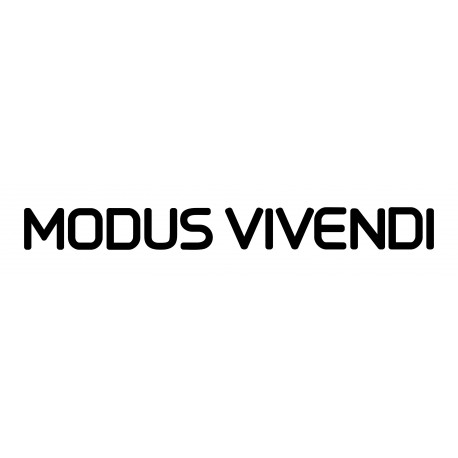 "<p style=""text-align:left;""><em><strong> With a philosophy of its own, the Modus Vivendi brand is brilliantly in an increasingly competitive market. Created by Christos Bibitsis in 1989, Modus Vivendi means in Latin ""way of ""live"" and perfectly reflects the spirit of this strong brand of its almost 25 years of experience. Avant-garde and design-making difference, passion is the key word of these full achievements creativity. All made in Greece, Modus Vivendi brings the most great care to create products with constant control of the quality and use of high-end materials. </strong></em><br /><br /> Evolutionary in its various collections, you will find in Modus Vivendi, fantasy, originality, and unique products all with the same point common: excellent value for money.<br /><br /> Let the spirit be unconventional, unusual, sexy or casual, these products with meticulous finishes, are pleasant to wear thanks to the comfort of the cuts and the materials used that are always more soft to the touch.<br /><br /><strong> Dare a brand for which every detail makes all the difference. </strong></p> <p style=""text-align:left;""></p>"