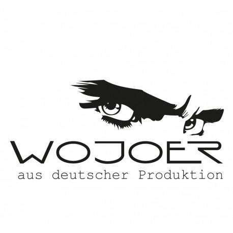 <p><span>WOJOER est synonyme de pétillant, jeune, innovant, lascif indécent, doux, résistant, séducteur et 100% made in saxe (région germanique). Si vous voulez suivre le rythme, soyez prêt à faire face. </span></p> <p><span>Wojoer est une marque Wonneberger Manufaktur qui dispose d'une expérience dans le textile remonte à plus d'un siècle. Ils sont sans cesse créatifs lors de la conception de nouveaux styles. </span></p> <p><span>Aucun compromis sur la qualité est accepté. Les matériaux sont testés, novateurs, particulièrement adaptés et ergonomiques. </span></p> <p><span>Le look est unique, la sensation des tissus est indescriptible. Wojoer est fondamentalement le petit plus «luxe» sous le jean et toujours seyant et provocant une fois le pantalon enlevé. </span></p> <p><span>Une fois essayé, vous ne sortirez jamais de l'extase. Le confort vous épatera, car tout est finement travaillé. Une seconde peau douce et soyeuse sur une trame résistante et durable</span></p> <p><span>WOJOER est le créateur de sous-vêtements pour hommes confortables et sexy, strings, slips, boxers, shorts, pantalons. </span></p>